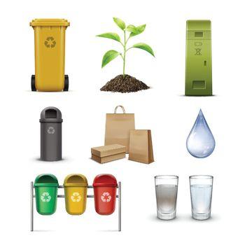 Environmental preservation set