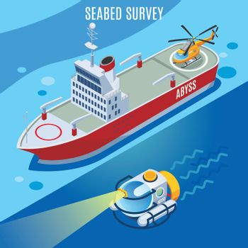 Sea Bed Survey Background