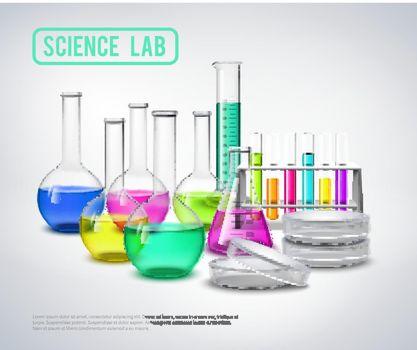 Research Equipment Liquids Composition