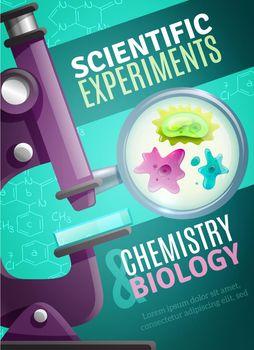 Scientific Experiments Poster