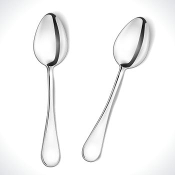 Isolated Spoon