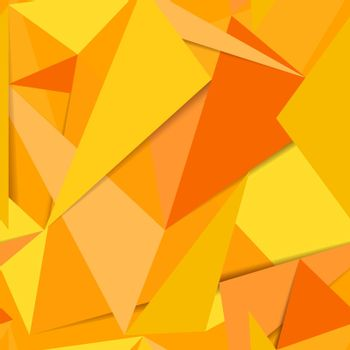 Abstract background of paper scraps