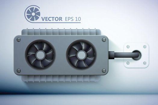Realistic Ventilation Template