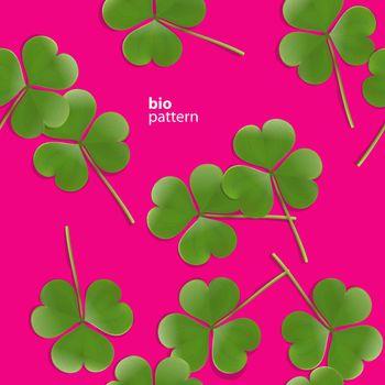 clover bio pattern