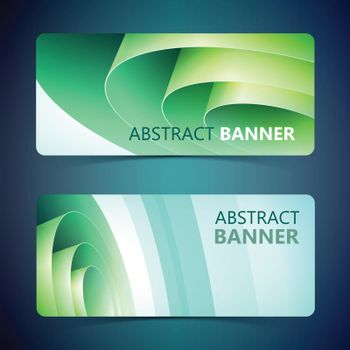 Rolled Paper Horizontal Banners