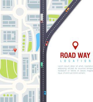 Road Navigation Poster