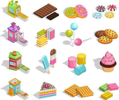 Sweet Goods Pastry Collection