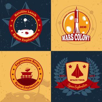 Space Odyssey Design Concept