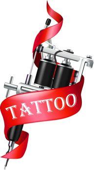 Tattoo Machine Ribbon