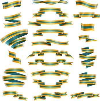 Decorative Ribbons Set