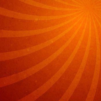 Sunburst spiral wallpaper