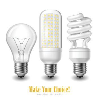 Led Lightbulb Set