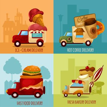 Mobile Food Delivery