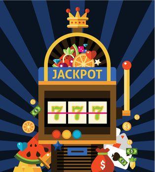 Slot machine concept