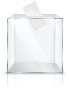Realistic Ballot Box