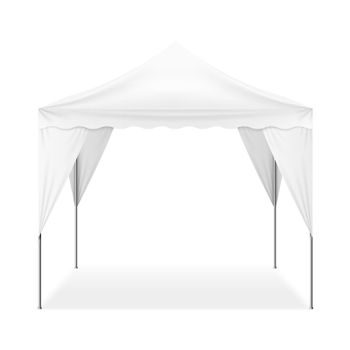 Realistic Outdoor Tent