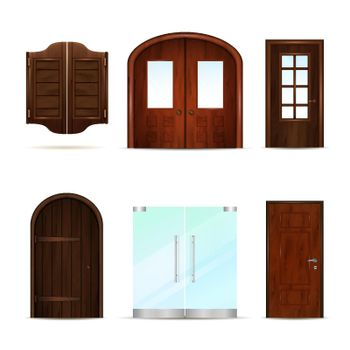 Realistic Front Doors Collection