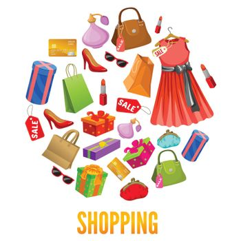 Shopping Round Compositions