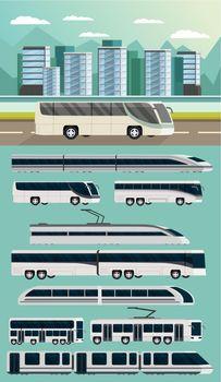 Public Transport Orthogonal Concept