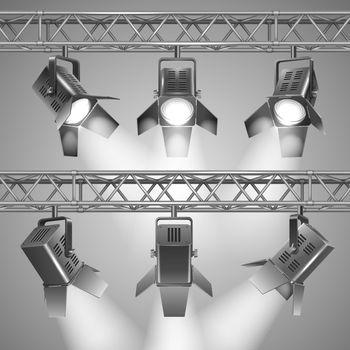 show projectors