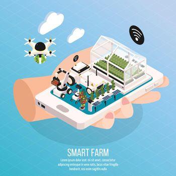 Smart Farm Composition
