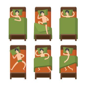 Sleeping Man Set