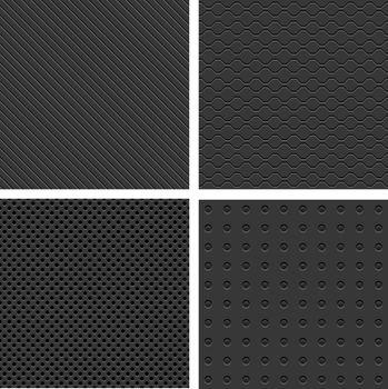 Metal Seamless Patterns