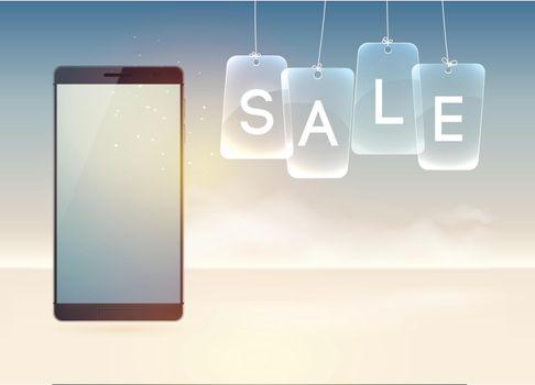 Digital Technology Advertising Template