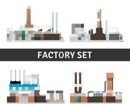 Realistic Factory Set