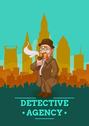 Detective Agency Poster