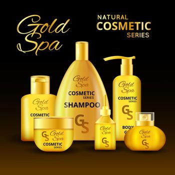 Luxury Cosmetic Products Design
