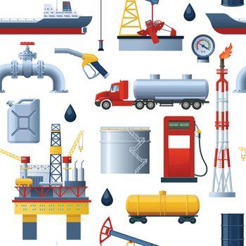 Oil Industry Pattern