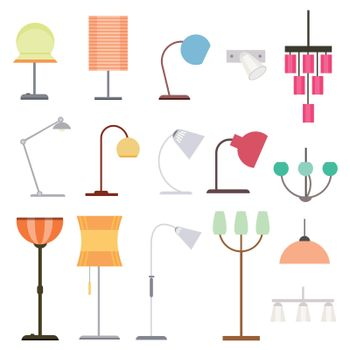 Colorful Indoor Lights Collection