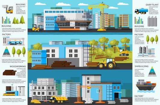 Industrial Factory Brochure