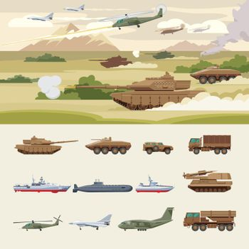Military Transport Concept