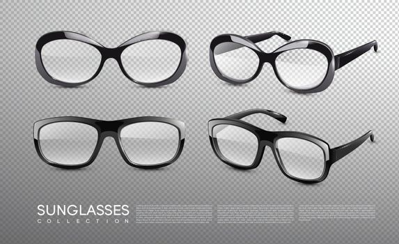 Fashionable Sunglasses Collection