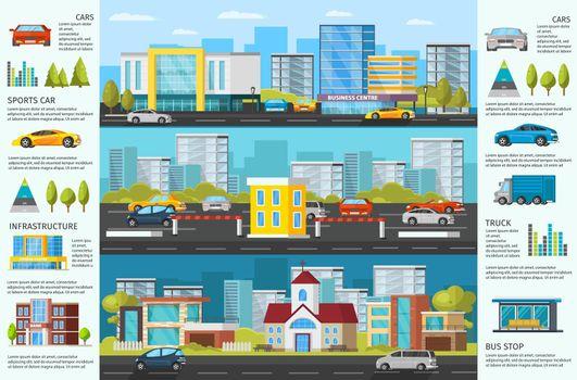 Urban Auto Traffic Brochure