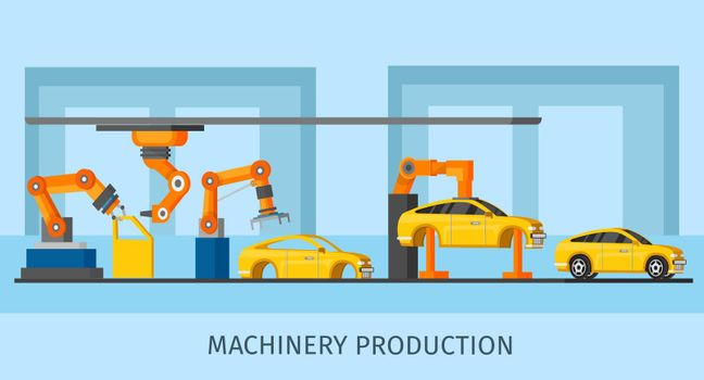 Industrial Automated Machinery Manufacturing Template