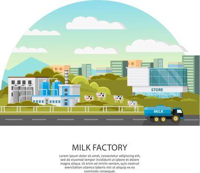 Milk Factory Template