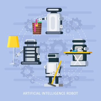 Artificial Intelligence Composition