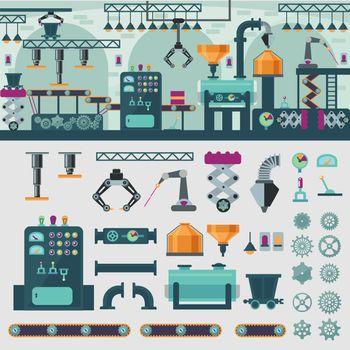 Factory Interior Concept
