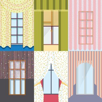 Colorful Classic Windows Collection