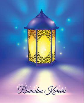 Ramadan Colored Poster