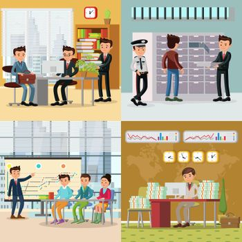 Colorful Business Concept