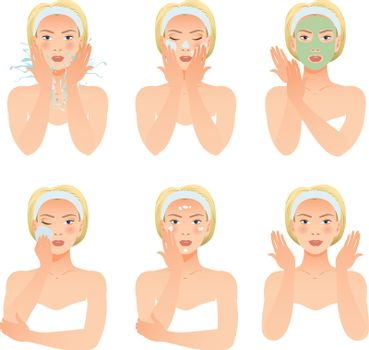 Skincare Procedures Collection