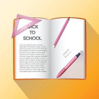 Education Realistic Concept
