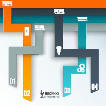 Teamwork Business Infographics