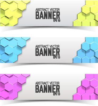Modern Business Banner Set