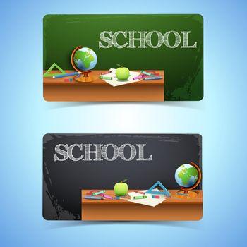 Education Horizontal Banners