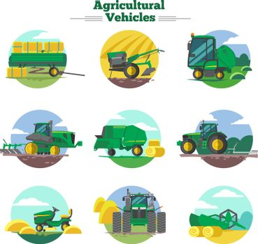 Agricultural Vehicles Concept